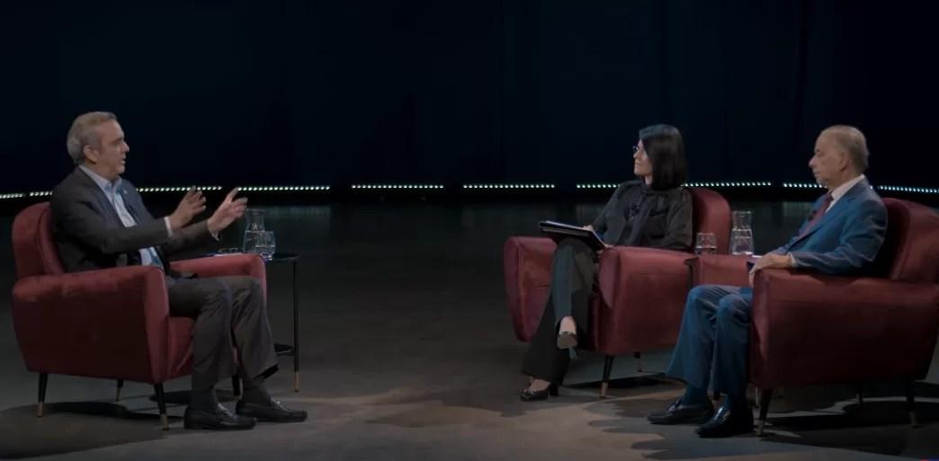 Ramón Alburquerque lanza tierra a la entrevista que ofreció anoche Luis Abinader