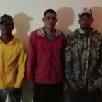 Fueron rescatados en alta mar por un barco de matrícula canadiense