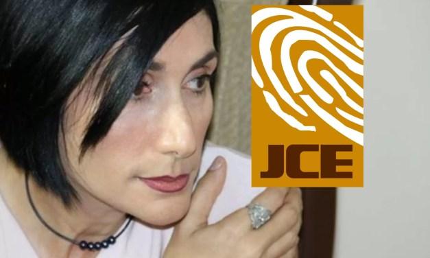 Lo que buscaba Raquel Arbaje en la JCE