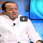 """VIDEO – El comentario de Huchi Lora que """"molestó"""" a Paliza"""