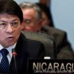 """Nicaragua a RD: """"Respeten nuestra soberanía, no se metan en nuestros asuntos"""""""