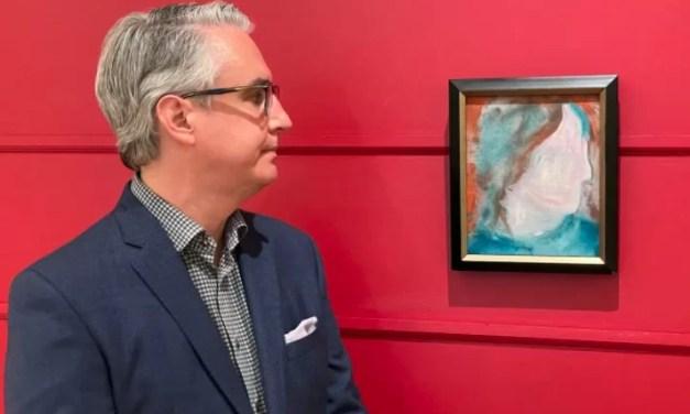 Pagó 4 dólares por un cuadro que luego vendió por USD 7.000