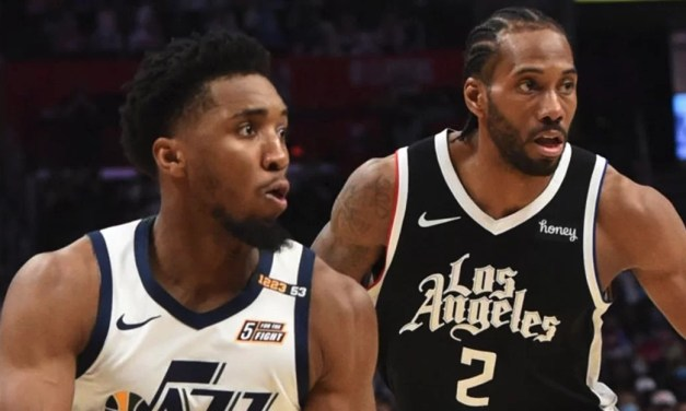 Los Clippers recortan distancia ante Jazz, en alerta por Mitchell