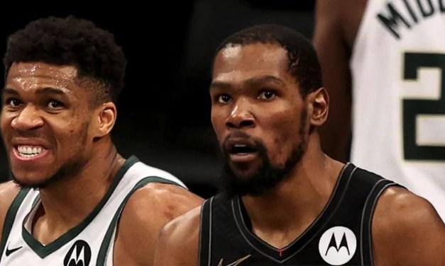 Con presión de Durant los Nets se ponen a un triunfo de la final en la Conferencia Este de la NBA