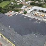 Grupo Ramos instala paneles solares en cinco tiendas Sirena