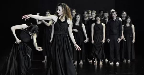 Bailarina dominicana Sasa Queliz se destaca en Europa