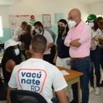 Aumentan centros de vacunación  en San Juan de la Maguana