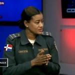 Directora de Comunicaciones PN afirma reto es transformar la institución