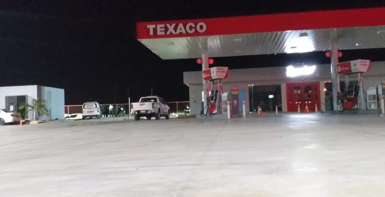 En Santiago: Matan vigilante de gasolinera para robarle escopeta