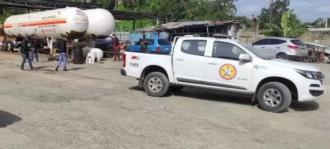 Preso por transportar 10,000 galones de GLP de manera ilegal