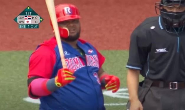 En Vivo: República Dominicana vs Japón  Béisbol  Tokyo 2020