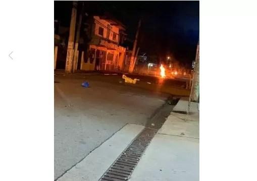 Huelga por 48 horas en Bonao, un comerciante herido de bala