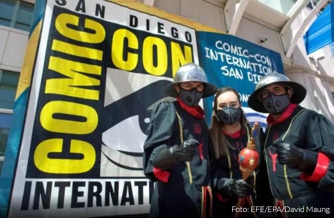 La Comic-Con regresa con una edición virtual
