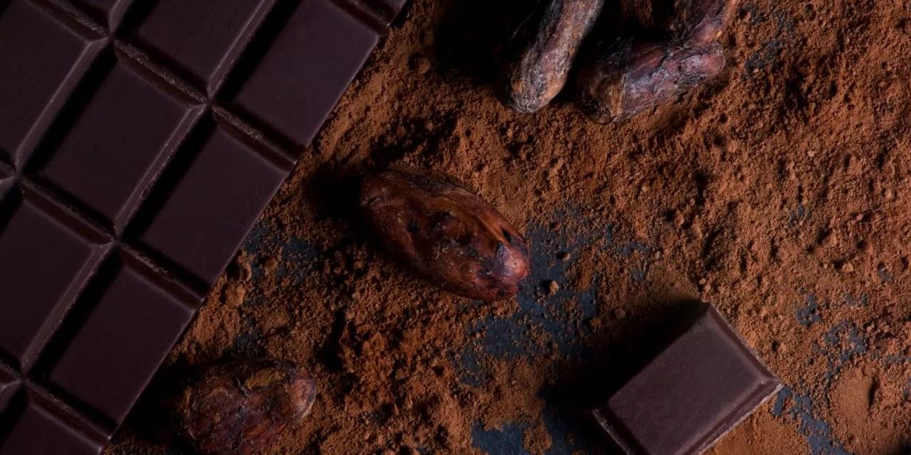 Los beneficios del chocolate oscuro para la salud