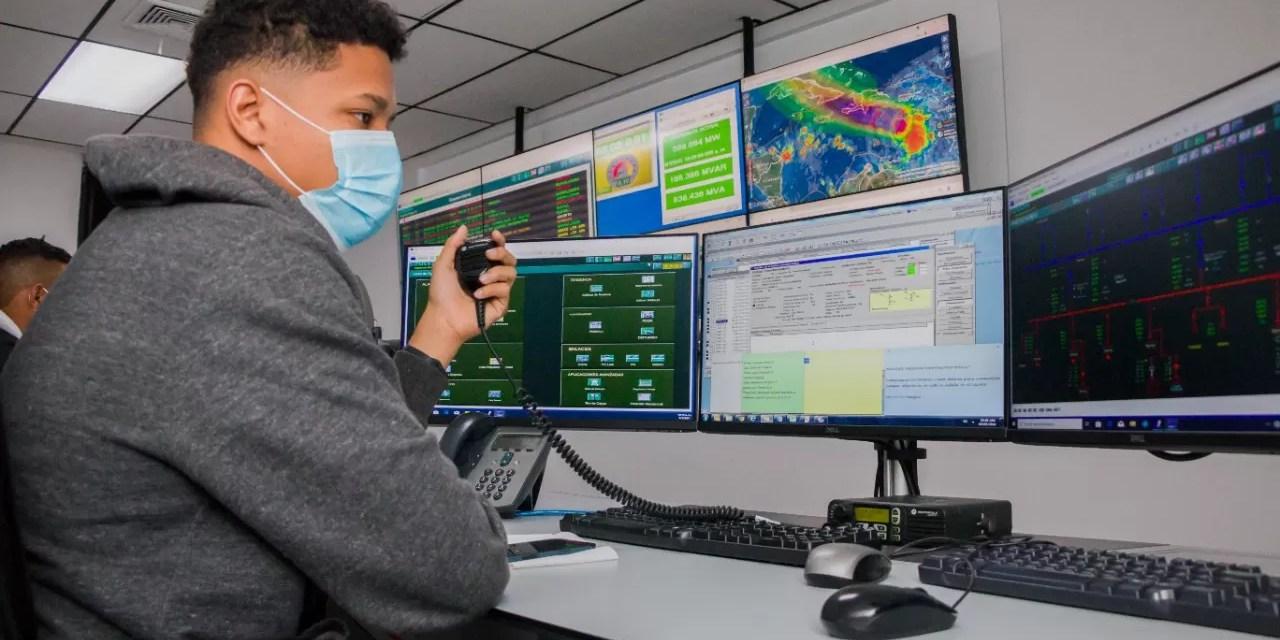 Edesur informa que 98.7% de sus clientes cuenta con energía eléctrica