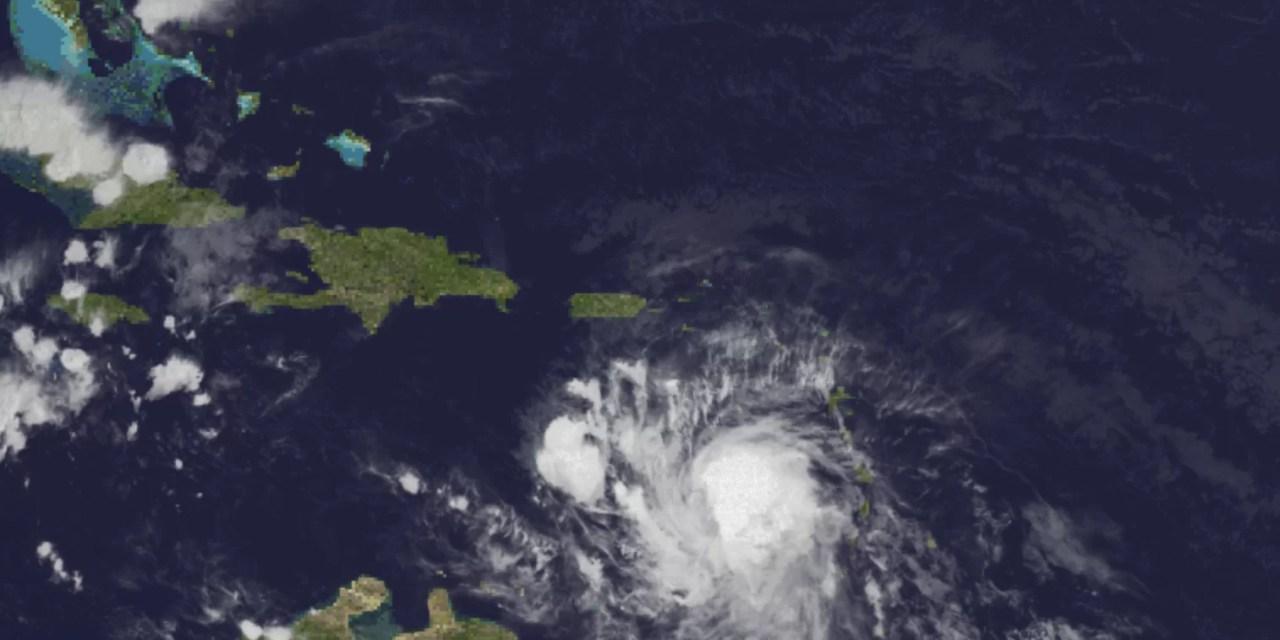 Huracán Elsa amenaza al Caribe