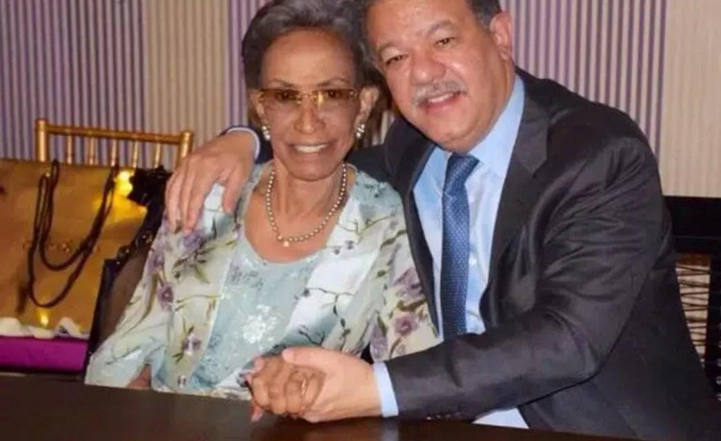 Falleció Yolanda Reyna, madre de Leonel Fernández