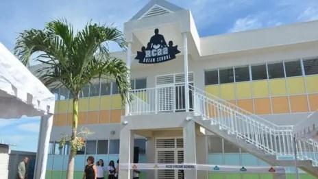 """Robinson Canó reabre su escuela """"RC 22 Dream School"""" en SPM"""