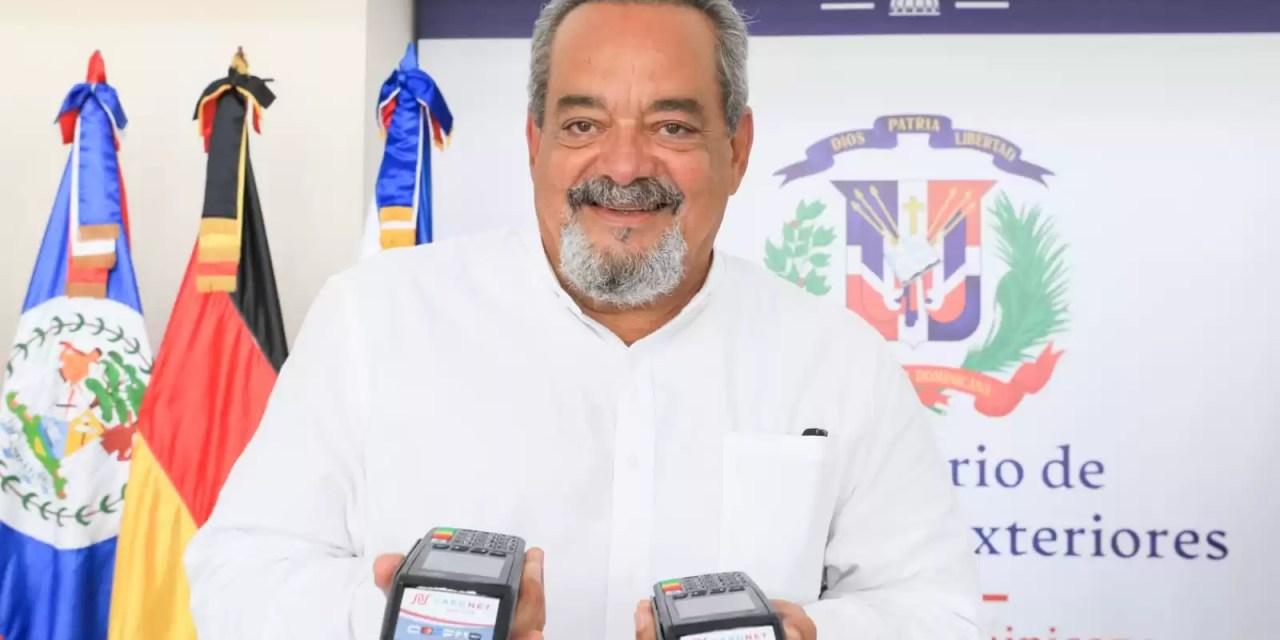 Consulado dominicano en Los Ángeles ya acepta pagos con tarjetas