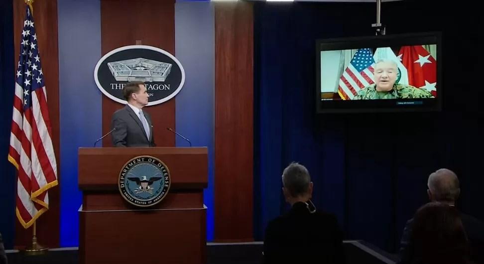 El Pentágono amenaza con represalias contra el Estado Islámico