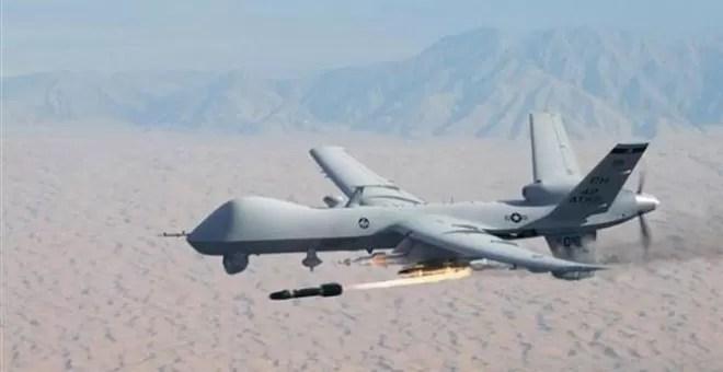 EEUU lanzó ataque aéreo contra Estado Islámico en Afganistán