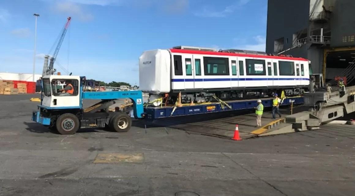 Alstom, la fabrica de los trenes del Metro de Santo Domingo