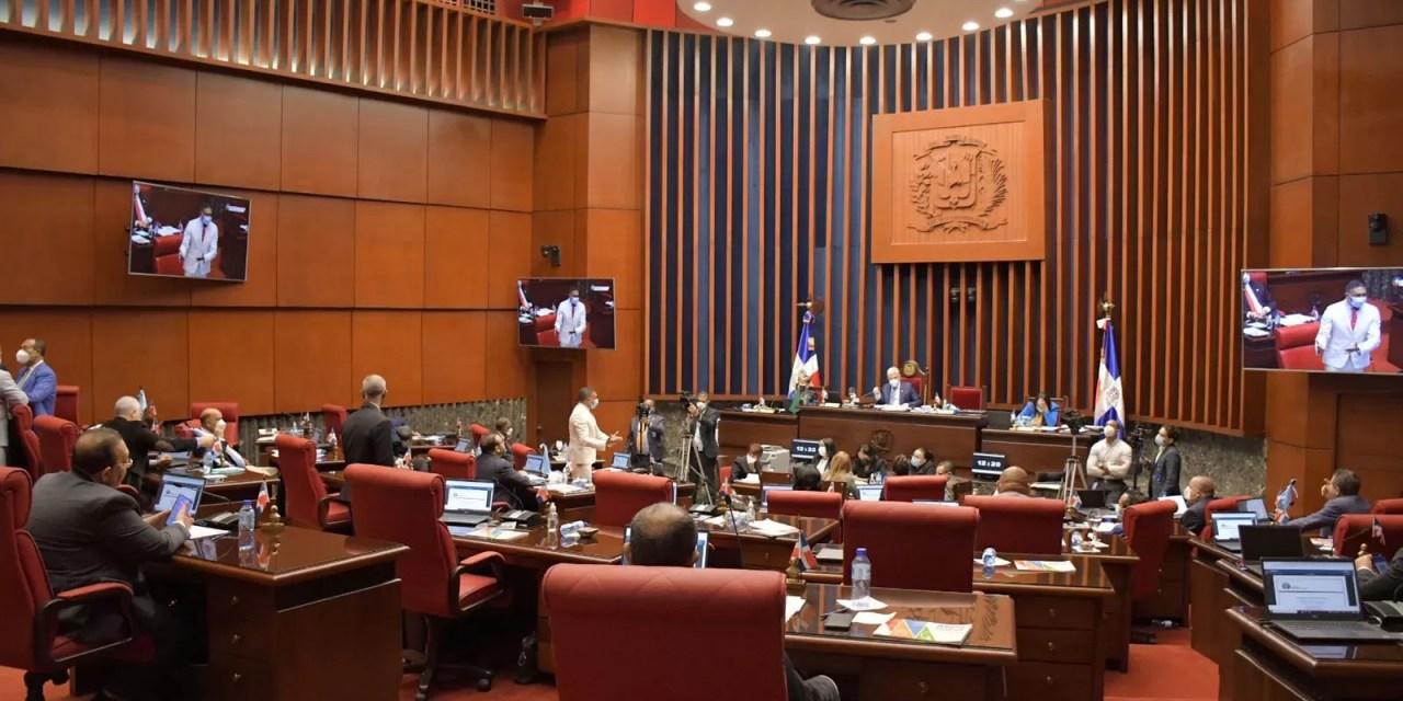 Senado aprueba presupuesto complementario por más RD$85 mil millones