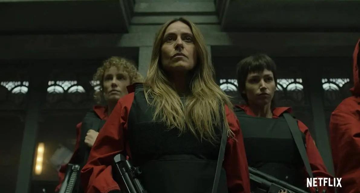 """Tráiler 5ta temporada de """"La casa de papel"""": Todavía no estamos muertos"""