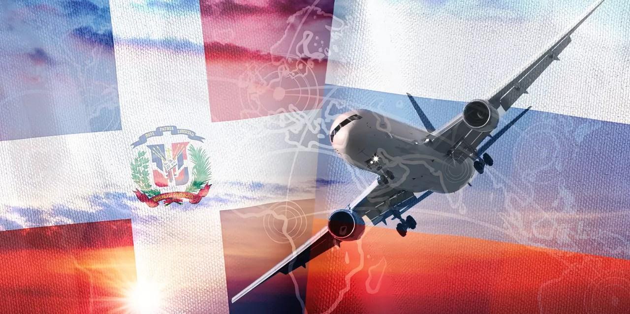 """""""El turista ruso esperaba con ansias apertura de los vuelos con RD"""""""