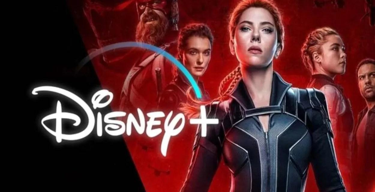 La millonaria cifra que Disney ha ganado con 'Black Widow' en streaming