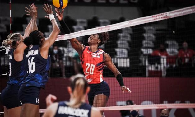 Estados Unidos impide Reinas del Caribe avancen a semifinal