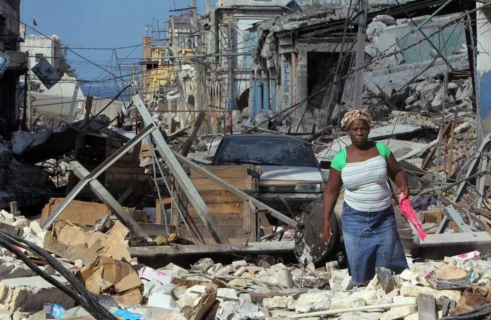 Siguen réplicas de terremoto en Haití luego de 15 días