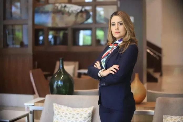Ella es la nueva directora de Partidos Políticos en la JCE