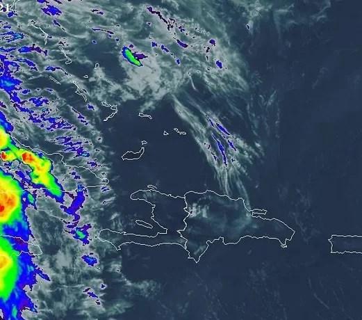 Se forma en el Océano Atlántico la depresión tropical número 10