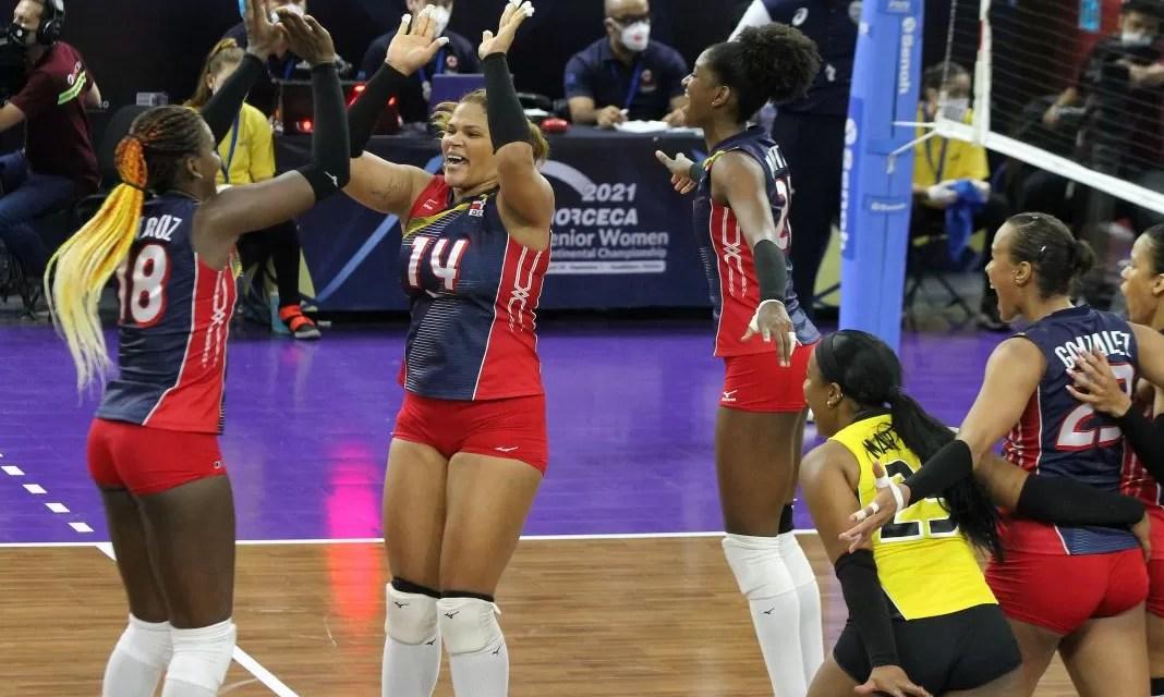 Las Reinas del Caribe clasifican a Mundial FIVB2022