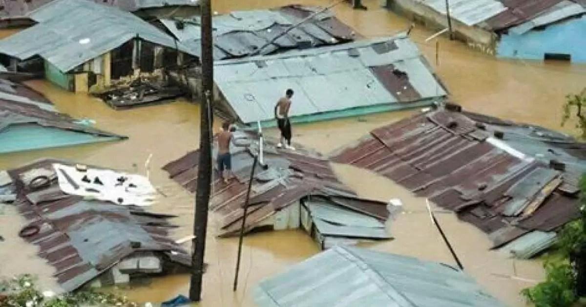 El paso del terrible Huracán Georges por RD hace hoy 23 años