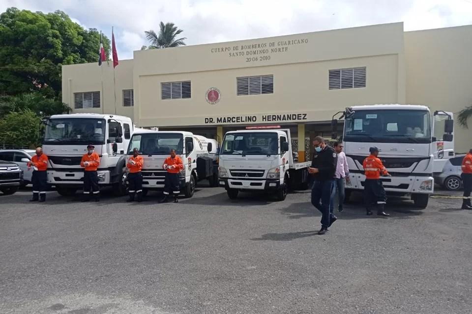 ASDN adquiere camión cisterna, succionadores y grúa para ofrecer servicios en comunidades