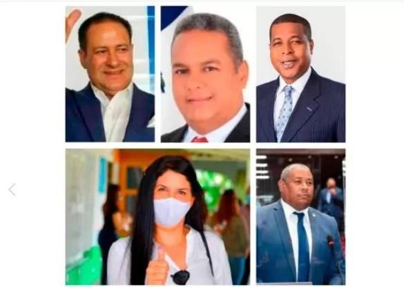 Los 5 diputados vinculados a acciones de narcotráfico