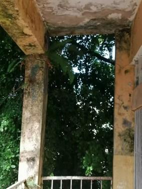 Columna Agrietada