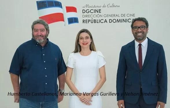Dgcine, con Egeda dominicana y Aprodomcine, estará en Iberseries Platino Industria