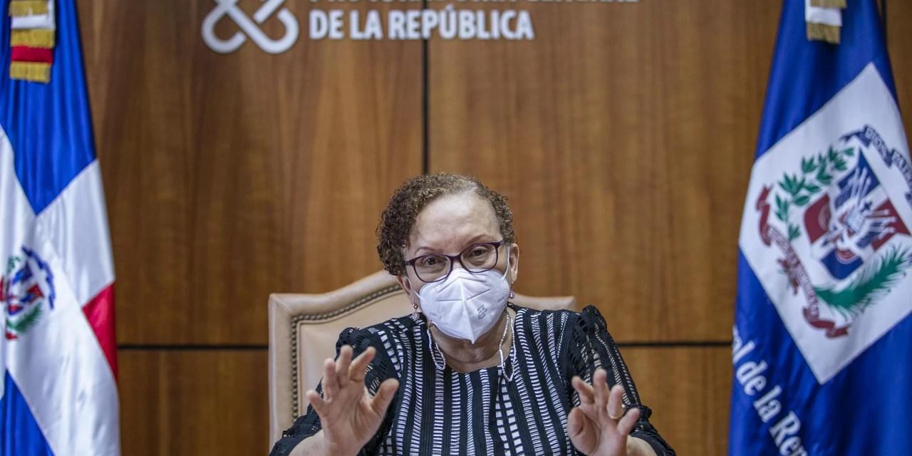 """Miriam Germán instruye calificar como """"acto de tortura o barbarie"""" los ataques con """"ácido del diablo"""""""