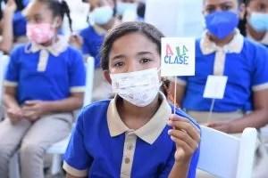 Salud Pública hará jornada de pruebas a educadores y estudiantes para detectar casos de Covid