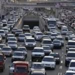 Senador propone circulación vehicular por número de placas
