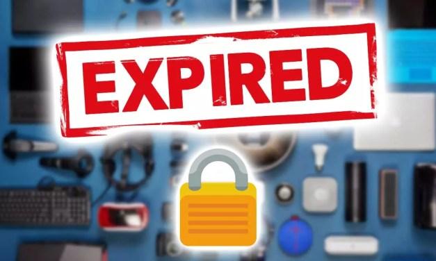 Tu Smart TV y otros dispositivos se quedarán sin Internet el 30 de septiembre