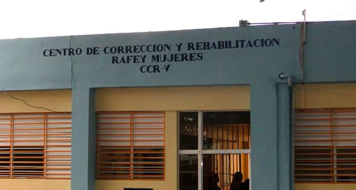 Rafey Mujeres suspende visitas de familiares para atender casos de COVID-19