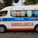 SNS aclara no es del 911 ambulancia accidentada durante simulacro de terremoto en SPM