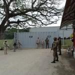 Cierran parte de la frontera; agentes del Cesfront vieron pandilleros con armas largas