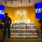 Ocupan 978 paquetes de cocaína en Puerto Caucedo