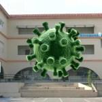 Colegios reportan casos de COVID-19 en estudiantes y maestros