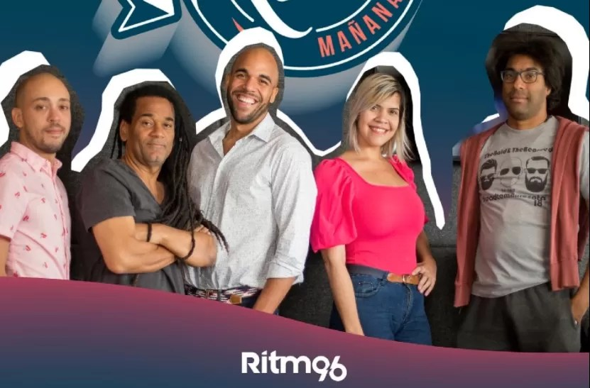 El Gobierno de la Mañana y el Ritmo de la mañana  lideran la audiencia matutina radial en Santo Domingo